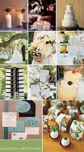 garden wedding ideas garden wedding