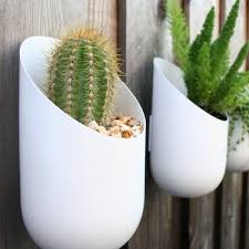 wall mounted pland holders wall planter