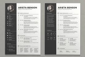 Cool Resume Designs Amazing Design Examples Pertaining To Templates