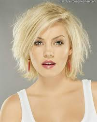short haircuts for fine hair and oval face photo 3