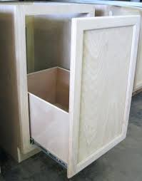 Full Image For Base Pull Out Cabinet Kitchen Cabinet Base 21 With Trash Can Pull  Out
