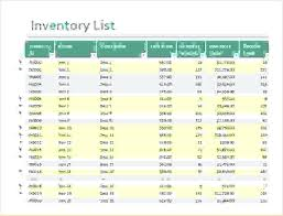 Download Inventory Spreadsheet Inventory Sheet Excel Download Inventory Control Excel Template