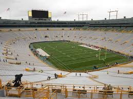 Detailed Seating Chart For Lambeau Field Lambeau Field View From Section 440s Vivid Seats