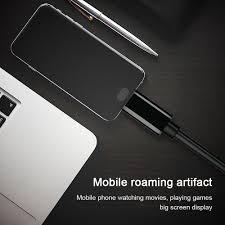 Cáp HDMI 1,8 C 1080P 4K USB C 1.8m 1080P 4K cho MacBook Samsung Huawei  Xiaomi Type giảm chỉ còn 154,960 đ