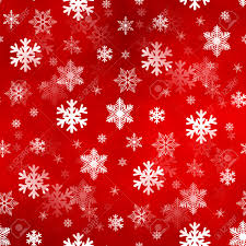 red christmas snowflake backgrounds. Contemporary Christmas Light Red Winter Christmas Snowflakes With A Seamless Pattern As Background  Image Stock Photo  Intended Red Snowflake Backgrounds R