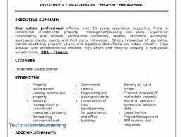 Commercial Real Estate Broker Resume Service Manager Job Description ...