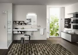 view gallery bathroom modular system progetto. View In Gallery Modular Bathroom Furniture And Vanity Series From Inda System Progetto O