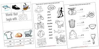 Digraph Sh Worksheets Free Worksheets Library | Download and Print ...