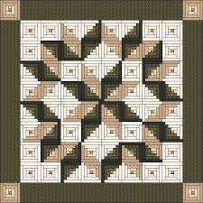 Pin by carla walton on log cabin quilts | Pinterest | Log cabin ... & Î?Ï?Î¿Ï?έλεÏ?μα εικÏ?ναÏ? για First Light Log Cabin pattern Adamdwight.com