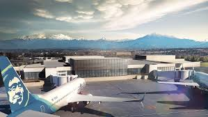 alaska airlines guardian form alaska airlines to offer 13 daily flights to 8 cities from everett