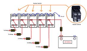 20 Toggle Switch Wiring Diagram LED Rocker Switch Wiring Diagram