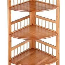 standing corner shelf bamboo corner shelf 4 tier 5 tier free standing bamboo corner shelf rack standing corner shelf