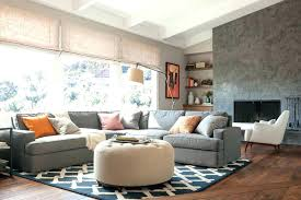 area rug for grey couch rugs sectional sofa with pertaining to go design 19