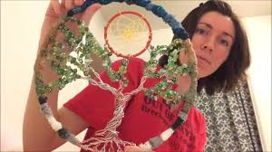 Macrame Dream Catcher Patterns Free Making The Tree of Life Dreamcatcher YouTube 72