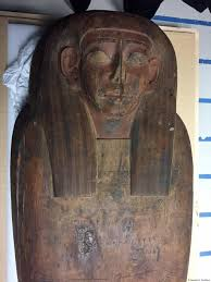 Egyptian Coffin Designs Australia Mummy Found In Empty Egyptian Coffin News