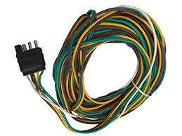 best electrical heavy duty universal trailer wiring harness with 4 universal trailer hitch wiring harness best electrical heavy duty universal trailer wiring harness with 4 flat way connector, 30 foot long, 3 foot ground and 18 gauge wire for all trailer lights