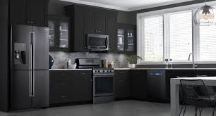 samsung black stainless steel. These Samsung Black Stainless Steel Appliances Look Beautiful In My Dream Kitchen! Get Inspired For Your Kitchen Renovation With This Customizable Design
