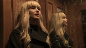 Red Sparrow — plot and counter-plot