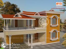Small Picture 2500 Sq Ft Simple Kerala Style Home Design