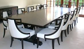 dining table seats 16 very large