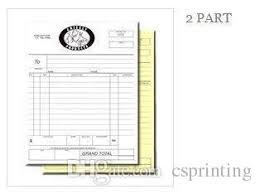 receipt book printing custom size or a4 a5 size carbonless receipt invoice book ncr quote