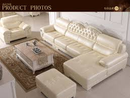 living room corner furniture. europe furniture living room corner lounge sofa in genuine leather b66china