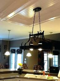replace fluorescent light fixture in kitchen fixtures box with pendant can installing fittings fluo