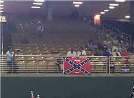Image result for confederate trump flag florida images