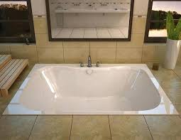 jetted bathtub flora x rectangular whirlpool jetted bathtub with center drain by jetted bathtubs reviews jacuzzi jetted bathtub
