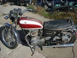 1971 yamaha xs650 on 2040 motos