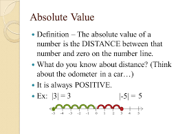 solving absolute value equations 2 absolute