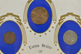 historic coin collection u s commemorative fine art gallery indian head coins nicely packed us coins
