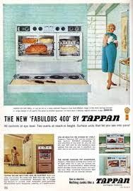 tappn fabulous 400 range owner s manual page 1 tappan fabulous 1958 mid century kitchen stove the fabulous 400 by tappan
