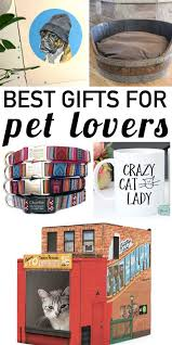 gifts for pet lovers. Have Pet Lovers To Buy For? This List Of Cat \u0026 Dog Lover Gifts Is For