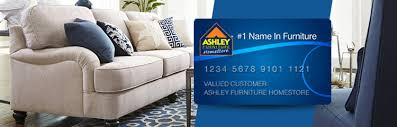 Ashley Furniture Home Store Card Review