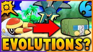 Scatterbug Pokemon Evolution Chart 14 Unbiased Pokemon Sun And Moon Grubbin Evolution