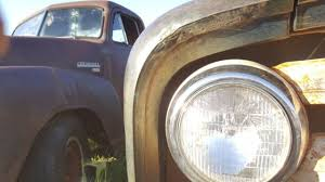 1953 Mercury M250 F Series Ford F100 F250 Pickup Truck Flathead V8 ...