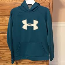 Under Armour Sweater Size Chart Under Armour Boys Size Large 14 16 Hoodie