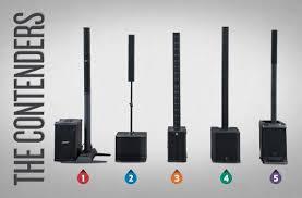 bose pa. bose l1 model 1s with b2 sub \u0026 t1 tonematch mixer pa