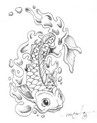 Small Picture Koi Fish Coloring Pages to Print Free Coloring Pages For Kids