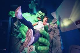 <b>Marvel</b> 4D Experience | Top Things To Do in Times Square
