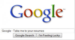 How To Find Resumes On The Internet With Google SourceCon Mesmerizing How To Find Resumes On Google