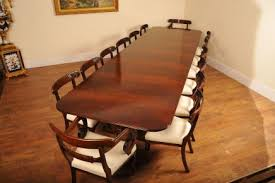 nice formal dining room sets for 12 and formal dining table seats 12 trestle salvaged wood