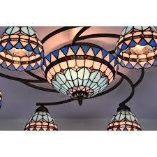 stained glass ceiling light vintage 8 light stained glass ceiling light fixtures twig stained glass ceiling light hardware