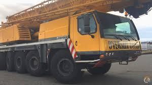 2008 Liebherr Ltm1095 5 1 Crane For Sale On Cranenetwork Com