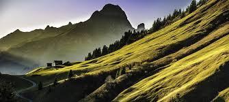landscape free landscape mountains abendstimmung free photo on pixabay