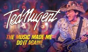 Ted Nugent Tickets In Daytona Beach At Peabody Auditorium On