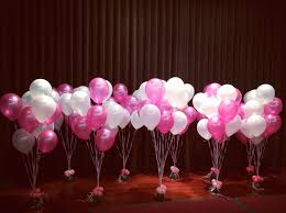 Decorating With Balloons Balloon Columns That Balloons Part 3