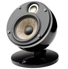 <b>Полочная акустика Focal</b> Dome Sat 1.0 Flax black