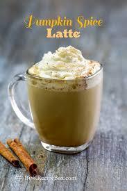 easy pumpkin e latte recipe like